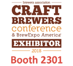 Craft Brewers Conference 2018 exhibitor