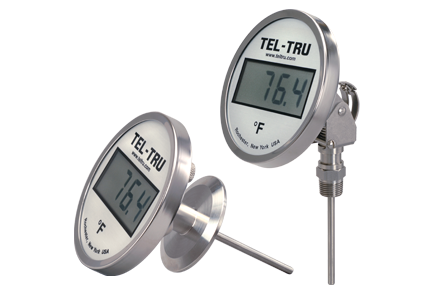 Digi-Tel thermometers